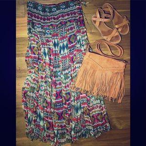 Lucky Brand Navajo Skirt